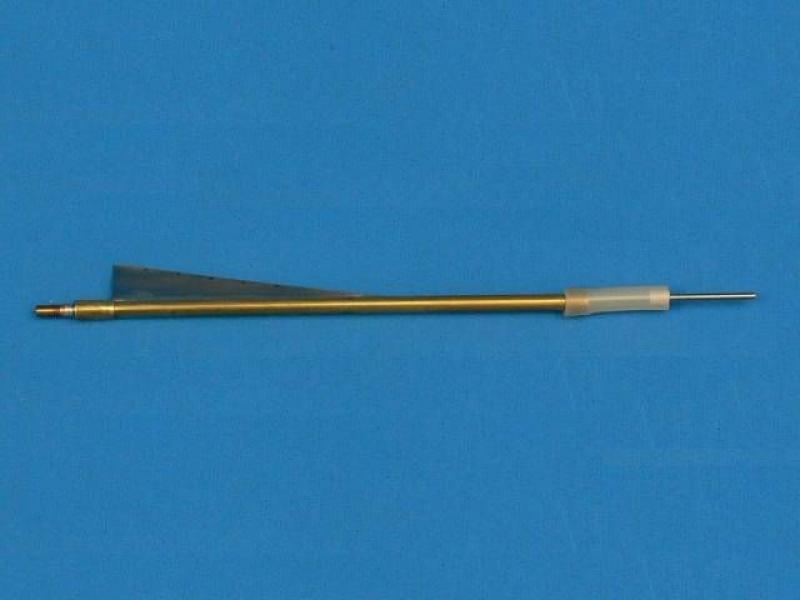 Ballraced stern tube №12.10.10 by Kvalitet Sport