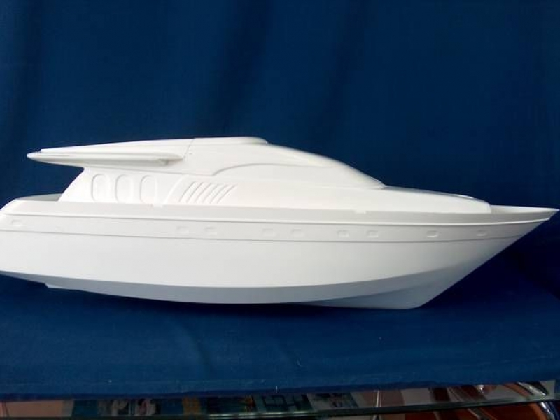 Yacht Princess hull №41.00.00 by Kvalitet Sport